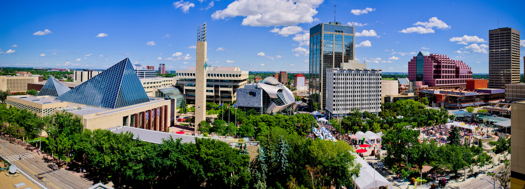 Edmonton Churchill Square